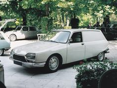 Citroën GS Service