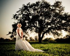 """Dreamy Bridal Portraits  