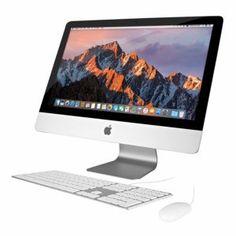 Apple iMac Core All In One Desktop, Memory, Hard Drive, Mac OS X Mountain Lion (Renewed): Computers & Accessories Apple Mac Book, Apple Pin, Desktop Computers, Laptop Computers, Apple Computers, Computers For Sale, Computer Laptop, Gaming Computer, Mac Os