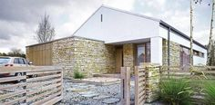PROIECT CD-685 Modern Barn House, Modern House Design, Style At Home, Facade House, Home Fashion, Home Projects, Modern Architecture, Tiny House, Pergola