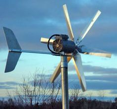 Dyno-Aire, Aire-Force II Wind Powered Aerator - for ponds up to 1 Acre http://calgary.isgreen.ca/