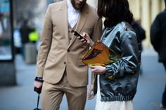 The Best Street-Style Pics From Mercedes-Benz Prague Fashion Weekend