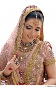 Traditional Asian Bridal Jewellery
