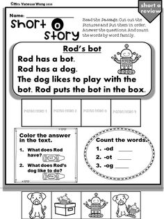 Tons of phonics activities for kindergarten. This engaging phonics bundle includes interactive phonics worksheets which help your students to practice CVC with fun. It is a perfect companion for literacy centers, homework and homeschooling. #phonics #worksheets #activities Short Vowel Activities, Phonics Activities, Vowel Worksheets, Science Worksheets, Teaching Phonics, Kindergarten Activities, Short O, Microsoft Word 2007, English Lessons For Kids