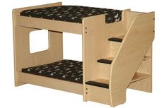 Pet bunk beds!!!!  I would totally own this but the weight limit is 50 lbs The larger product image