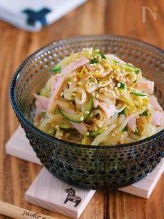 味がしみしみ♪『絶品♡もやしときゅうりの中華サラダ』 by Yuu | レシピサイト「Nadia | ナディア」プロの料理を無料で検索