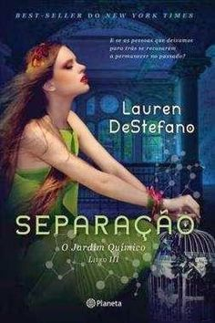 Livros e marcadores: Passatempo: Separação de Lauren DeStefano