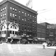Lyric Theater during the Roaring 20's, Birmingham, Alabama