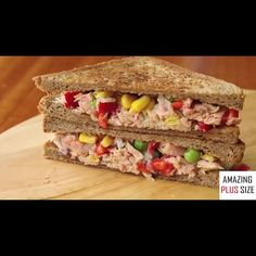 4 Healthy Sandwich Recipes For Weight Loss - Healthy Lunch Ideas Weight Loss Menu, Weight Loss Blogs, Healthy Weight Loss, Healthy Sandwich Recipes, Healthy Sandwiches, Homemade Beauty Products, Food And Drink, Lose Weight, Ethnic Recipes