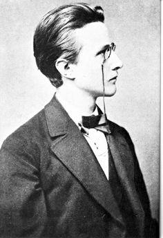 Max Planck con veinte años, en 1878.