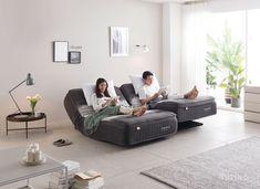 표정 있는 가구 에몬스가 창립 40주년을 맞아 전속모델 전도연과 함께 새로운 광고 캠페인 '생활을 바꾸는 만남'을 선보인다.  새로운 TV CF 속 멋진 제품들과 광고 속 베스트 아이템 특별 세일에 대해 알아보자. Bean Bag Chair, Interior, House, Furniture, Home Decor, Decoration Home, Indoor, Home, Room Decor