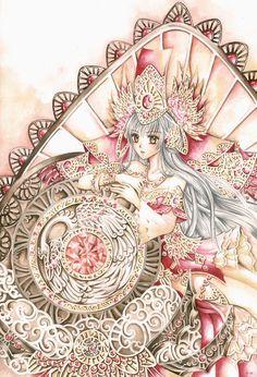 Queen of Cassendra Dea by laverinne.deviantart.com on @deviantART
