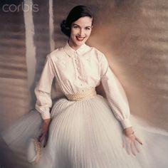 lovely polka-dot dress