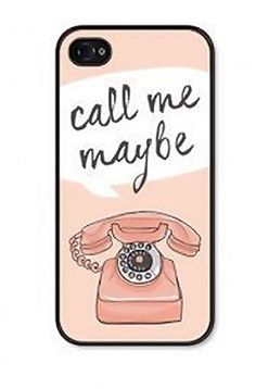 Call Me Maybe iPhone Case <3 too cUte!