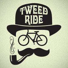 Tweed Ride Poster
