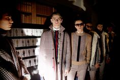 Behind the Scenes at New York Fashion Week, Pt. II