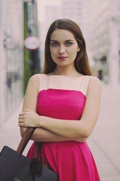 Sweetie Skater Dress | Karolina Baszak
