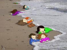 Risultati immagini per refugees illustration Old Boy Names, 3 Year Old Boy, Boy Illustration, Donald Trump, Illustrator, Disney Characters, Fictional Characters, Snoopy, Disney Princess