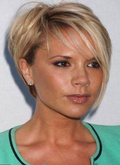 coiffure courte femme moderne