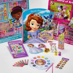Take a look at the Artistic Studios event on zulily today!