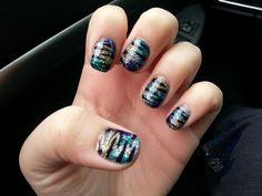 Nails nail art @kristaamarieeee on ig