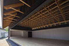 Zwei Sporthallen in Tokio / Fachwerk auf Japanisch - Architektur und Architekten - News / Meldungen / Nachrichten - BauNetz.de
