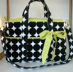 Cute diaper bag, This would be great to make for Ansley in pink, stacey's little bundle