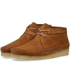 Clarks Originals Weaver Boot (Cola Suede)