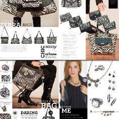 Create your own look & style ZEBRA http://abrady.graceadele.us