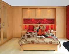 fitted bedrooms - Google Search