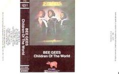 Bee Gees - Children Of The World (Cassette, Album) at Discogs