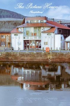 to place the restored historic Campbeltown Picture House at the centre of the town's regeneration. Centre, Restoration, Coastal, Community, Mansions, House Styles, Places, Projects, Pictures