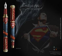 Superman Montegrappa