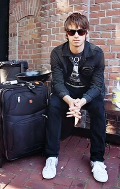 This is Mark Foster, he's just going to sit there and wait