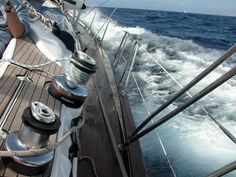 Sailing Mallorca - rolling the Baleares