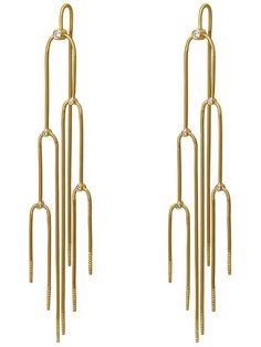 Compre Antonio Bernardo 'Extase' earrings em from the world's best independent boutiques at farfetch.com. Compre em 400 boutiques em um único endereço.