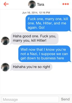10 online dating pickup lines