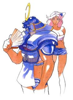 Street Fighter Zero: Sodom and Poison