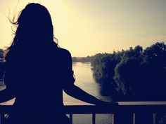 I love the silhouette idea Whatsapp Profile Picture, A Guy Like You, Whatsapp Dp Images, Vampire Girls, Romantic Images, Sad Wallpaper, Stylish Girls Photos, Sad Girl, Feeling Sad