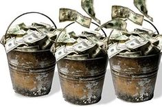 Week 1 Day 4: Money Mindset - Today's Easy Financial Task: Open up a Money Bucket