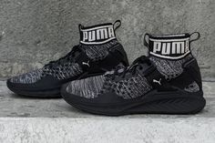 "PUMA introduces its new knit technology, dubbed ""Proknit."""