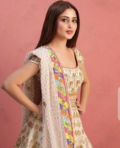 Indian Bridal Lehenga, Indian Bridal Fashion, Asian Bridal Dresses, Pakistani Fashion Casual, Bride Sister, Cute Young Girl, Kurti Designs Party Wear, Cute Girl Poses, Indian Designer Outfits