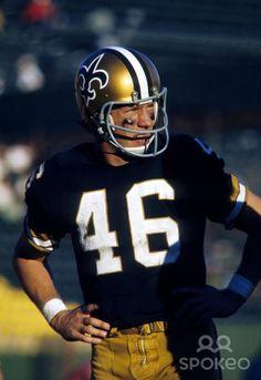 Danny Abramowicz (1970) Nfl Football Players, Best Football Team, Football Photos, Sport Football, Football Helmets, School Football, Football Cards, Saints Players, Nfl Saints