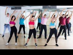 Aerobics workout for beginner