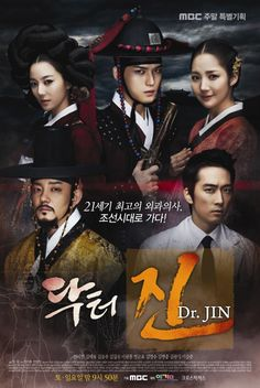 (K-Drama) Time Slip Dr. Jin | Dr. Jin Hyuk, a renowned modern-day neurosurgeon, is transported back 150 years to the Chosun Dynasty and forced to practice medicine during a much more primitive era.