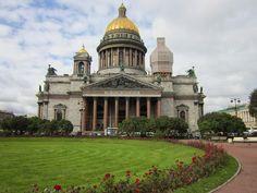 Saint Isaac's Cathedral, Saint Petersburg  Sweet by Pipinha : São Petersburgo em imagens