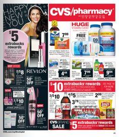 CVS Coupon Deals: Week of 1/4
