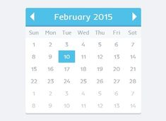 MomentPicker is a simple jQuery plugin which takes advantage of moment.js to create a flat style date picker that allows you to select and pick a date with ease.