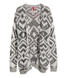 Strick- #Cardigan – von #H&M #fashion