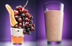 Find the recipe for Peanut Butter and Grape Smoothie and other grape recipes at Epicurious.com
